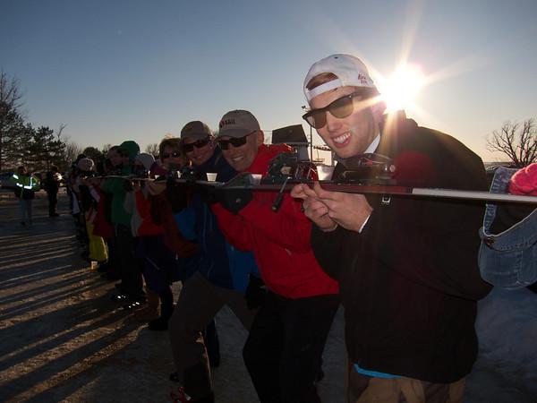 Ski Shot - March 2013