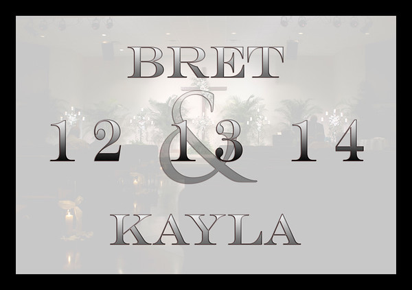 12 13 14 The Wedding Day of Bret and Kayla Farris