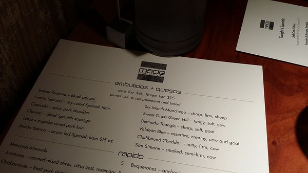Made Kitchen And Cocktails Alpharetta