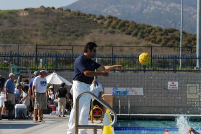 United States Club Championships 2009 - 18U Boys - Santa Barbara Water Polo Club vs Rose Bowl 6/27/09. Final score 11 to 6. USCC - SBWPC vs RWPC. Photos by Allen Lorentzen.