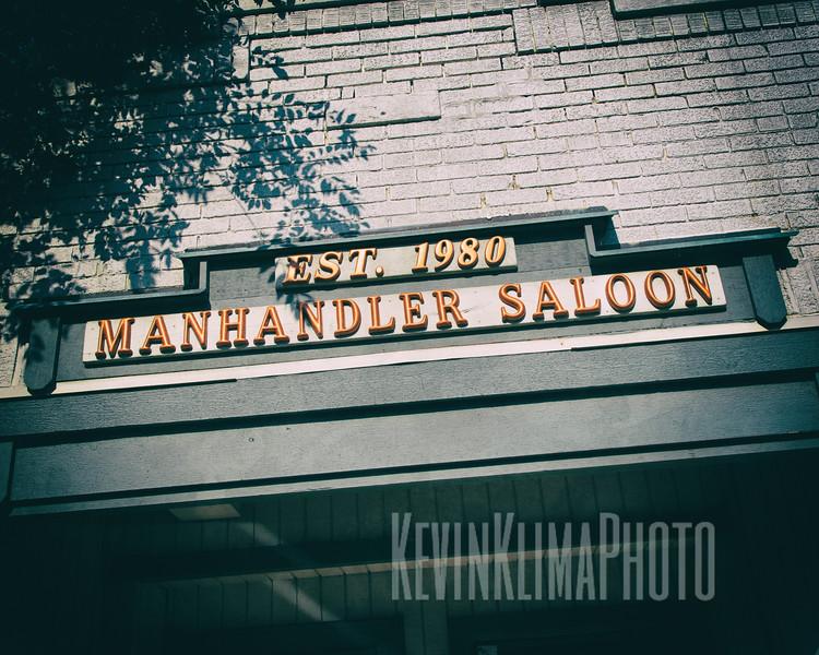 Manhandler Saloon