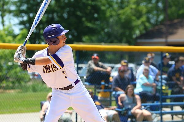 Baseball Districts vs. Climax-Scotts - KCHS - 6/2/17
