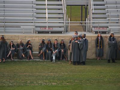 Amanda Graduating