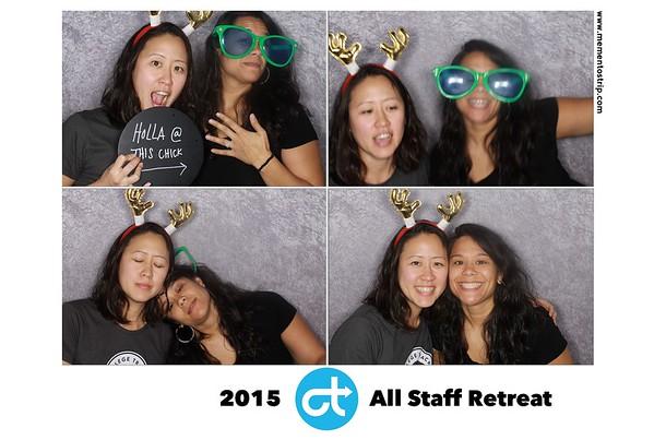 All Staff Retreat 2015