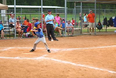 Starkville Swing vs. Saltillo