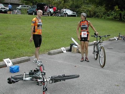 Project 70 Adventure Race - Codorus State Park - Aug 27, 2005