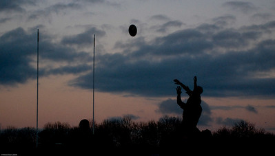 Telford RFC Games on 12th December 2009
