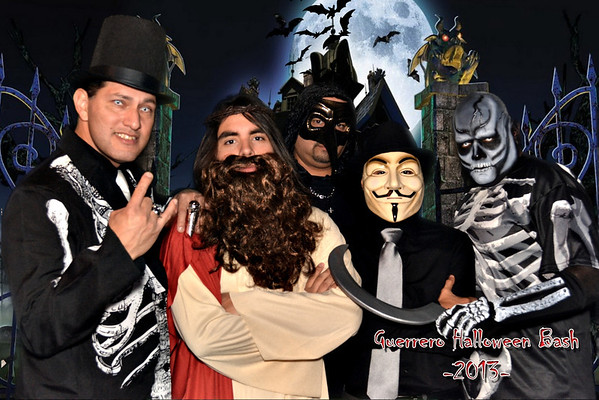 Guerrero Halloween Bash 2013