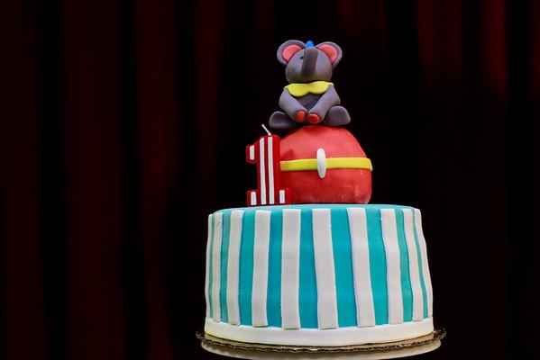 williams 1st birthday