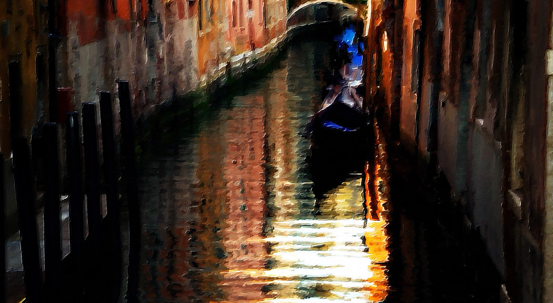 A Painting of Venice