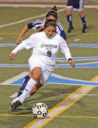 EVC Women vs Cabrillo 11-09-10