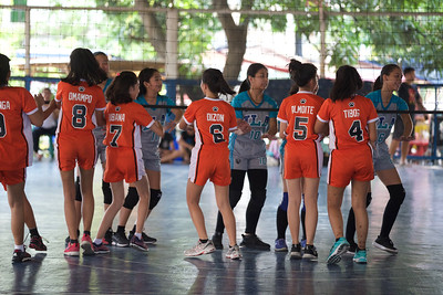 JHS Girl's Volleyball SFAMSC vs ILA 2017