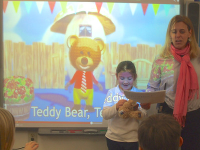 KC'S TEDDY BEAR PICNIC