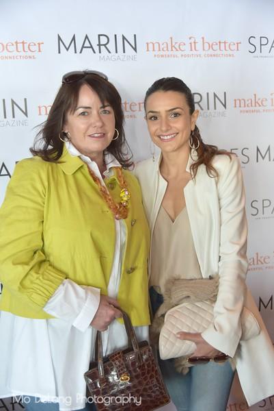 Fiona Dorst and Magda Sarkissian