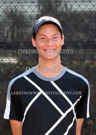 Athletes - M Tennis 2015