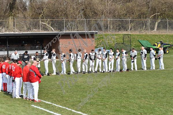 Berks Catholic vs Fleetwood High School Baseball 2017 - 2018