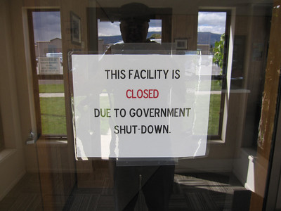 Government Shutdown - 10/3/2013