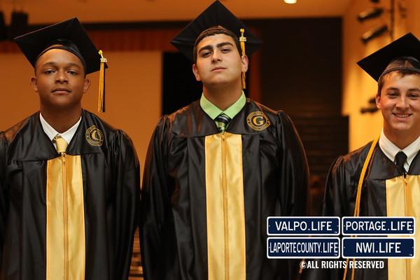 Griffith High School Graduation 2015