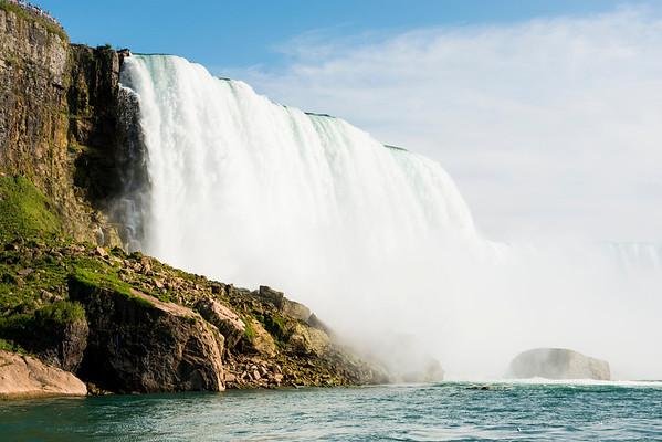 Niagra falls 2012