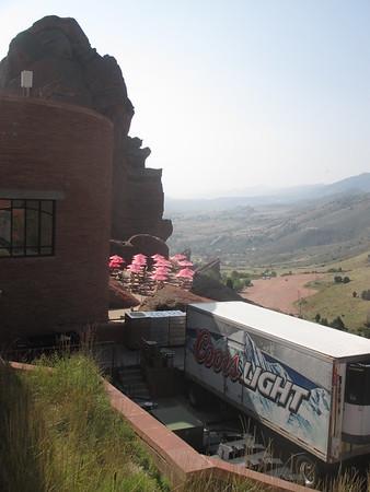Denver, CO - Red Rocks Ampitheatre