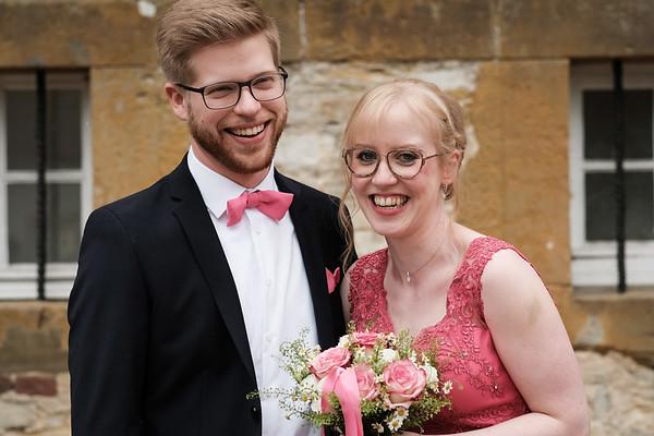 22. Mai Hochzeit Linda und Tim