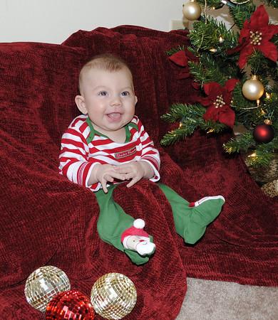 Elizabeth Christmas 2009