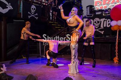 Bootie 20 Sept 2014: Folsom Street Fair/ Black and Blue Ball