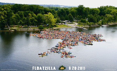 Floatzilla Weekend 2011