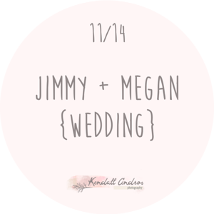 Jimmy + Megan