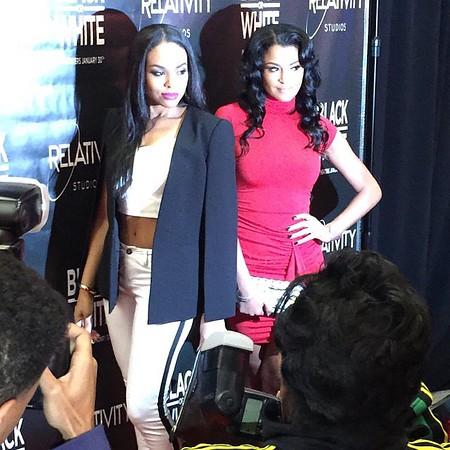 Black Or White - Screening - Regal Atlantic Station - January 22, 2015 in Atlanta, Georgia.