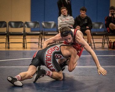 Orting Wrestling Vs Yelm 2016