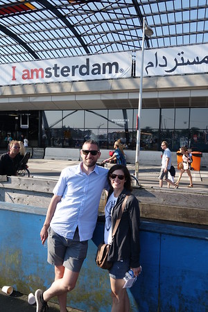 August 23- Amsterdam