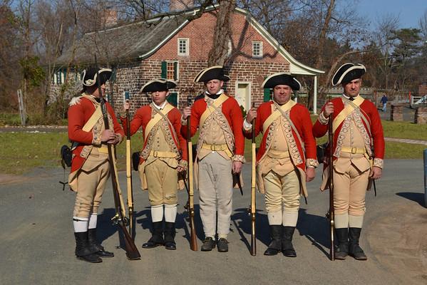 2011 New Bridge Landing Revolutionary War Reenactment