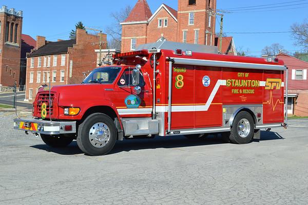 City of Staunton Fire Department