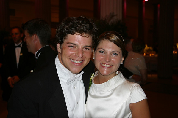 Wedding Day for Kristen & David - Saturday July 12th, 2003