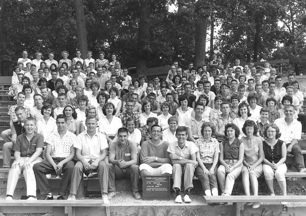 Camp Photos 1960-1969