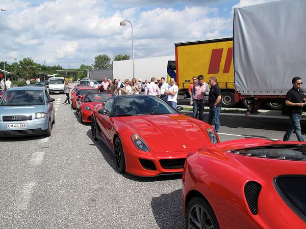 Ferrari Tur 2010 August