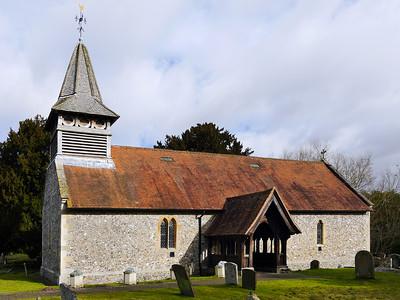 St John The Baptist, Reading Road, Moulsford, OX10 9HU