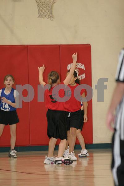 2-3 Girls-Odessa Weaver vs Lexington Peavler 2-2-08
