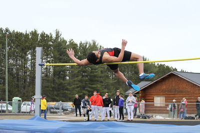 Kingsley Rodes Relay Girls High Jump