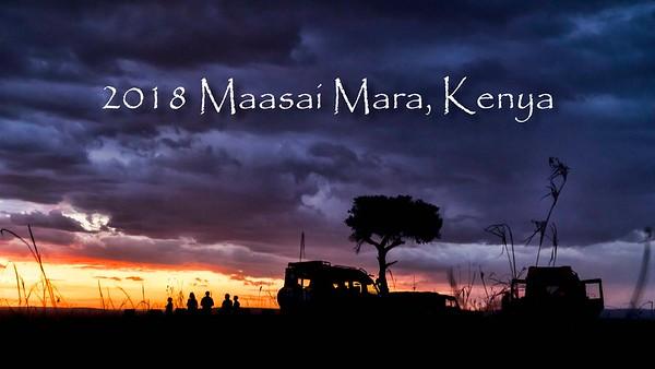 2018 Maasai Mara, Kenya