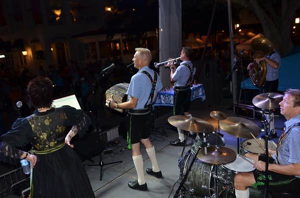 2015 Oktoberfest Celebration Town Center