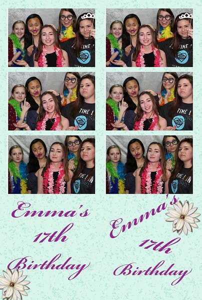 Emma's 17th Birthday!
