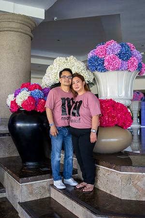 Maricel & Marc 25th Wedding Renewal
