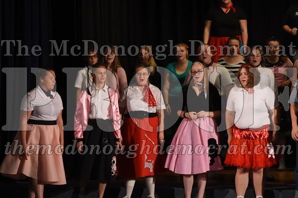 HS Chorus Variety Show Bye Bye Birdie 10-17-17