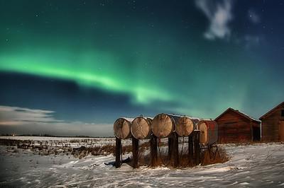 Aurora Borealis November 23 2012
