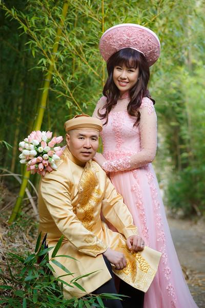 Huong & Nhan
