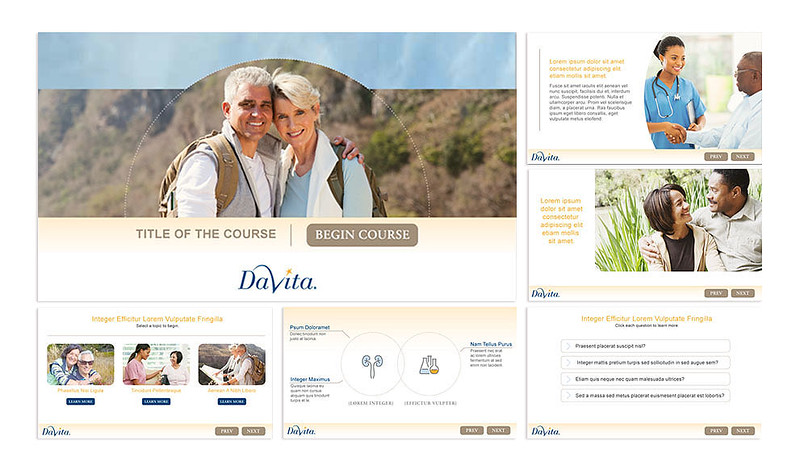 DaVita Training Course