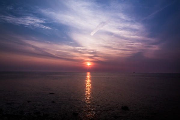 2015 sunrises
