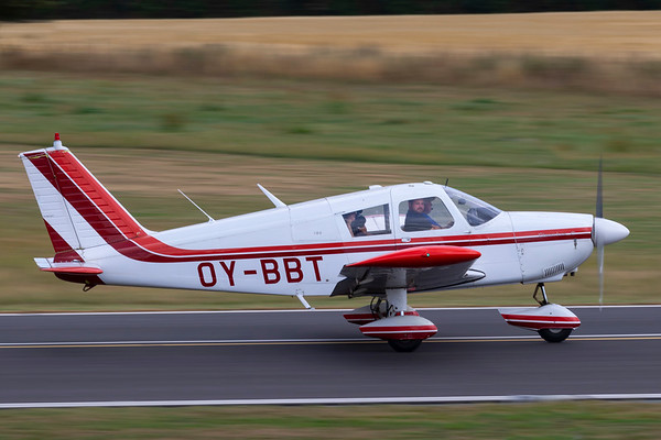OY-BBT - Piper PA-28-180 Cherokee C